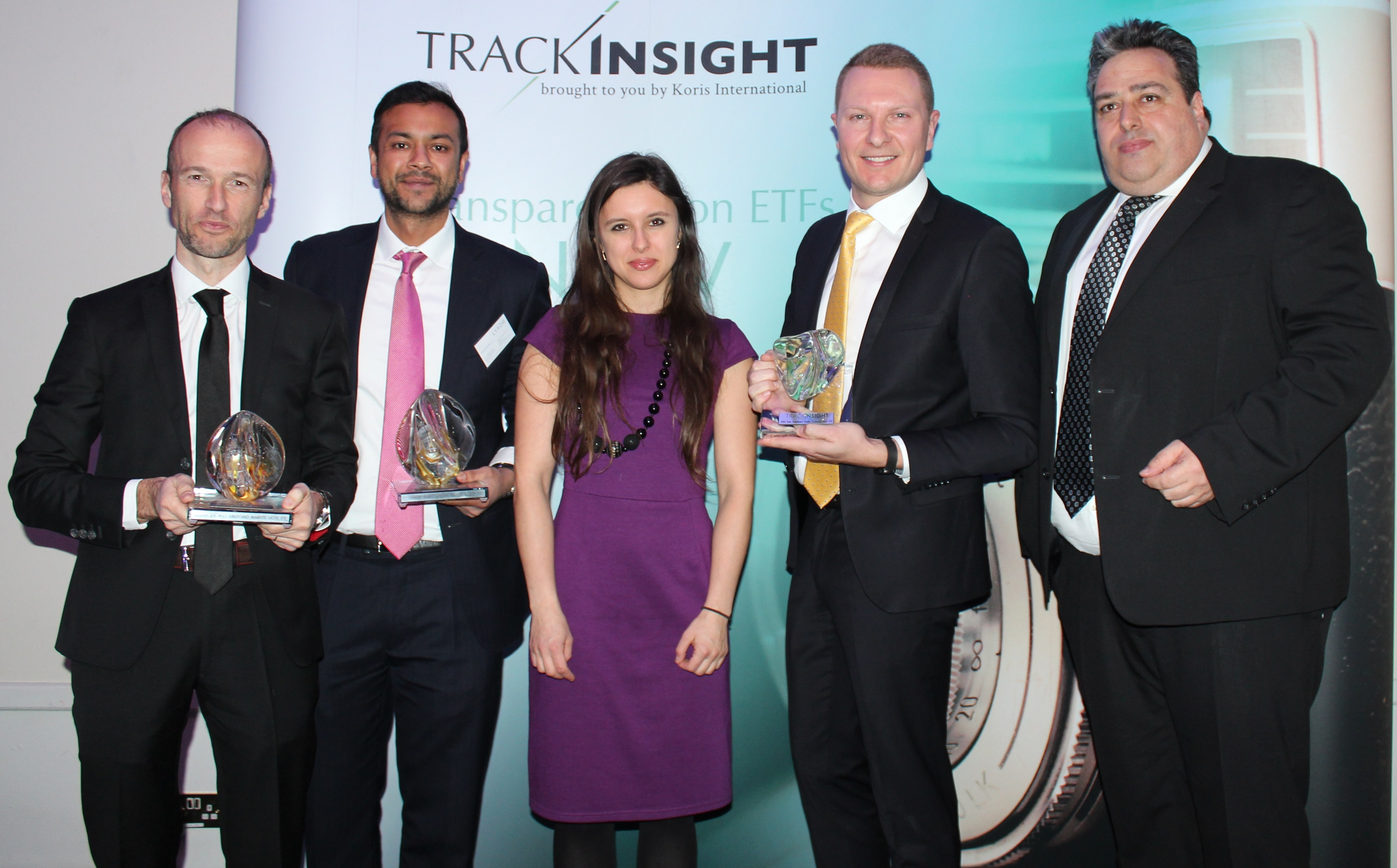 TrackInsight ETF awards