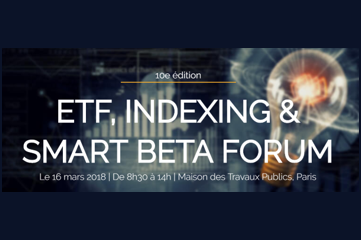AGEFI - ETF, Indexing & Smart Beta Forum