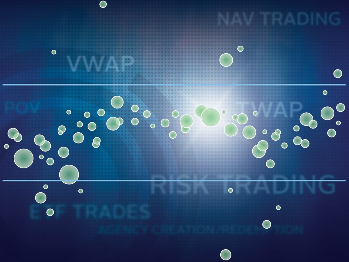 Global trends in institutional ETF trading