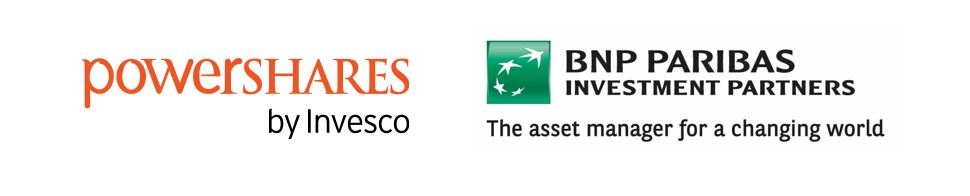 Invesco PowerShares and BNP Paribas Investment Partners, sponsors of the TrackInsight Investor Summit Frankfurt, 29 March 2017