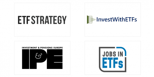 ETF Strategy, Invest with ETFs, IPE and Jobs in ETFs media partners of the TrackInsight Investor Summit London 2017